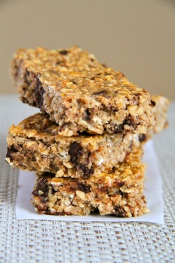 Chewy-Protein-Granola-Bars